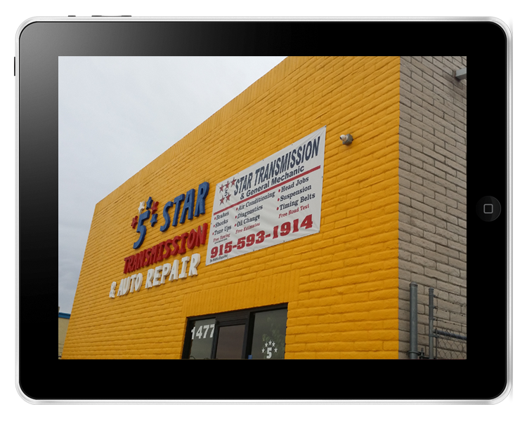 El Paso auto repair and transmission repair shop - best mechanics around!